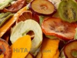 Dried fruit and vegetable