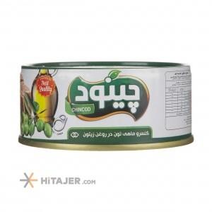 Chinood light tuna fish in olive oil 150 g