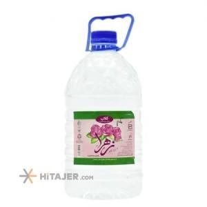 Zahra organic rosewater 4 liter