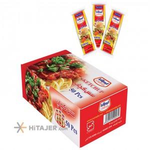Urum Ada sachet ketchup sauce 18 g Iran Export Market