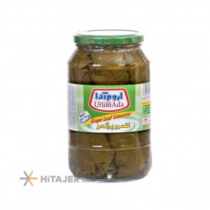 Urum Ada canned bottle grape leaf 1000 g Iran Export Market