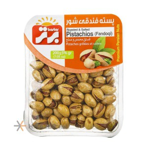 Bartar salty fandoghi pistachio 200 g