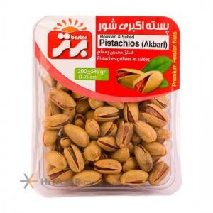 Bartar Salted akbary pistachios 200 g