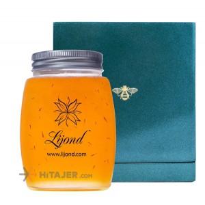 Lijond saffron honey 800 gr