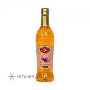 Sahar khiz Saffron Syrup, PETE Bottle 900 g