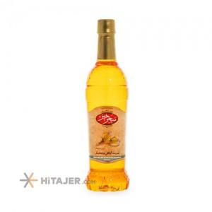 Sahar khiz Musk Willow Syrup, PETE Bottle 900 g