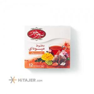 Sahar khiz Mixed Fruit Herbal Infusion 24 g