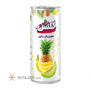 Golshan pulpy melon ball juice Iran Export Market