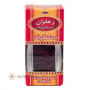 Khoshkpak All Red saffron 1 g