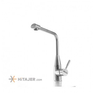 Steel Alborz kitchen faucet code ST112