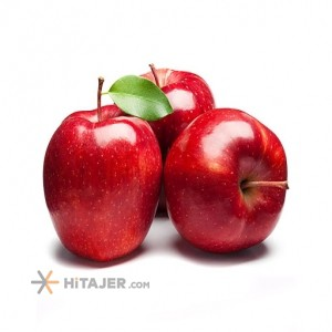 Qazvin red apple Iran Export Market