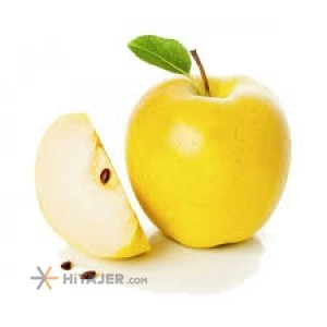 Qazvin yellow apple Iran Export Market