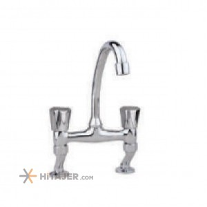 Rassan new casta deck mounted basin faucet