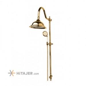 Rassan horner gold lever universet bathroom shower