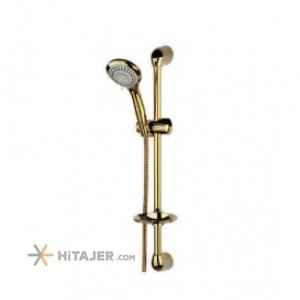 Rassan gold unica multi modes bathroom shower