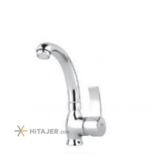 Rassan ghoo lever deck mounted basin faucet