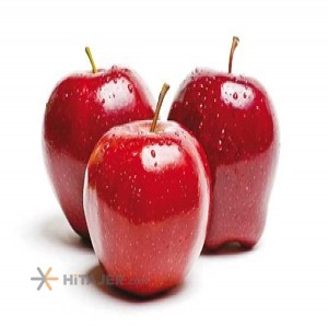 Urmia red apple