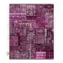 Patchwork Machin Carpet 700 Reeds Code EB132
