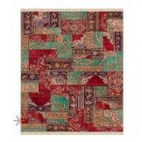 Patchwork Machine Carpet 700 Reeds Code EB137