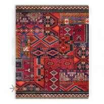 Patchwork Machine Carpet 700 Reeds Code EB134