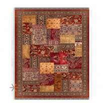 Patchwork Machine Carpet 700 Reeds Code EB136