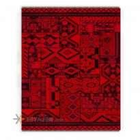 Patchwork Machin Carpet 700 Reeds Code EB133
