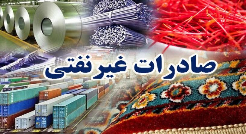 مجموع صادرات کالا از مرز مهران به بیش از یک میلیون و پنجاه هزار تن رسید