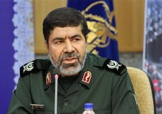 علت اصلی فوت سردار حجازی از زبان سخنگوی سپاه