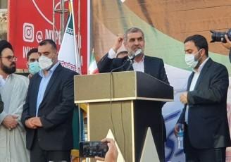 نیکزاد: دیپلماسی بدون میدان بیمعناست
