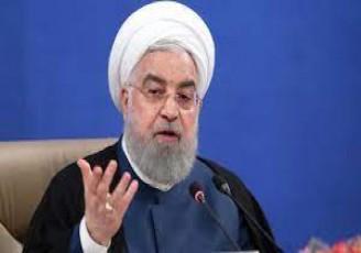 روحانی: اگر گله ای داریم، راه آن قهر با صندوق نیست