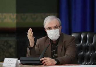 وزیر بهداشت: گفتند من چرت و پرت میگویم!