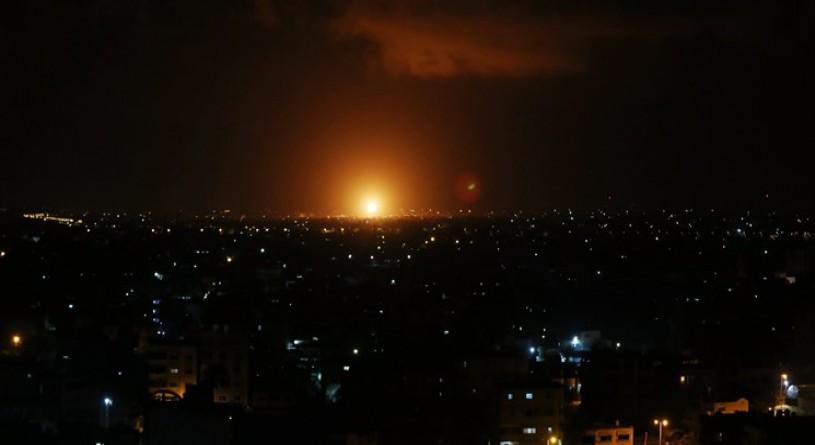 انفجار موشک در نزدیکی تاسیسات هسته ای اسرائیل