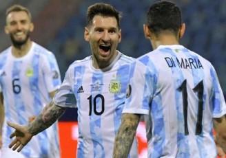 آرژانتین و مسی، قهرمان کوپاآمریکا شدند