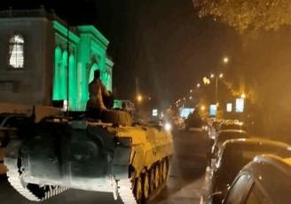 هدف ارتش عراق از ورود تانک به خیابانهای بغداد چیست؟