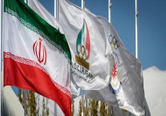 لباس رسمی کاروان ایران در المپیک+تصاویر
