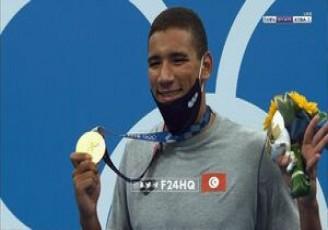 ورزشکار ۱۸ساله قهرمان شنای ۴۰۰متر آزاد شد
