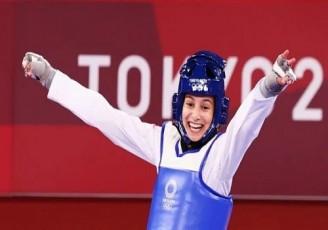 عجایب المپیک 2020/ دختر ۱۷ساله قهرمان چند دوره المپیک را ضربه فنی کرد!