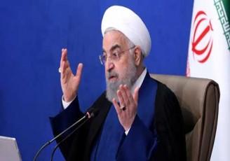 روحانی: اگر تحریم و کرونا نبود، دلار ۵هزار تومان بود!