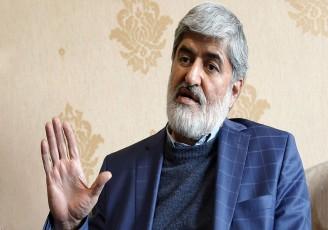 تقدیر علی مطهری از اژهای در برخورد با معترضان خوزستانی
