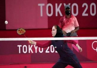 پایان کار ثریا آقایی در المپیک 2020