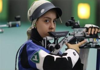 اشتباه عجیب سایت المپیک درباره ورزشکار زن ایرانی