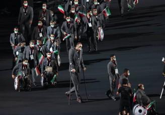 پرچمدار ایران در اختتامیه پارالمپیک کیست؟