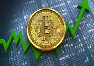 رشد قیمت بیت کوین