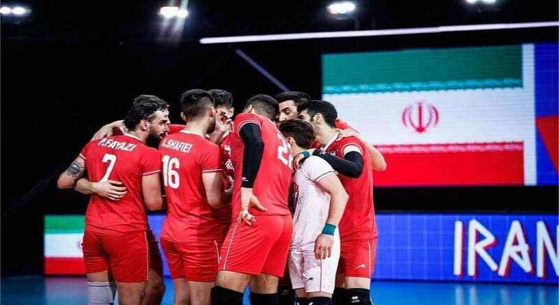 ساعت بازی والیبال ایران – ژاپن