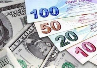 افزایش قیمت دلار و کاهش قیمت یورو