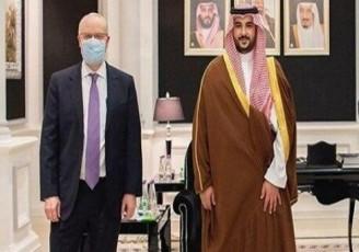 رایزنی آمریکا و عربستان در خصوص یمن