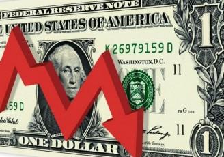 دو علت مهم افت قیمت دلار