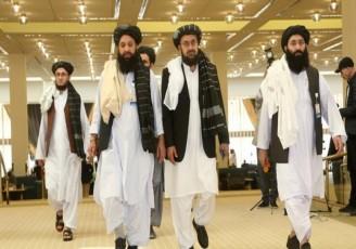 دیدار یک هیئت آمریکایی با طالبان