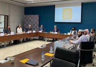 دیدار رهبران طالبان با مقامات اتحادیه اروپا