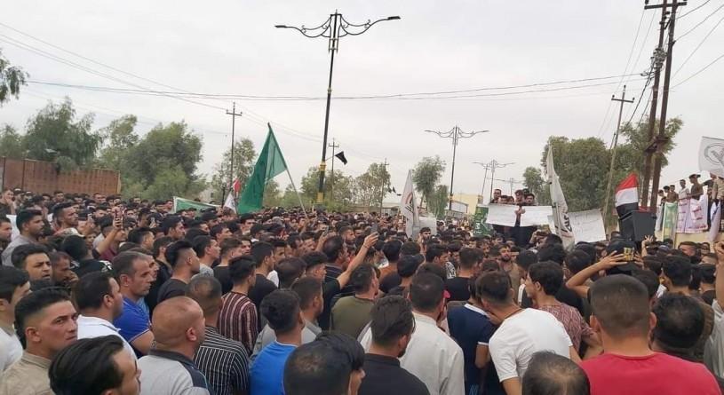 اعتراضات به نتایج انتخابات عراق